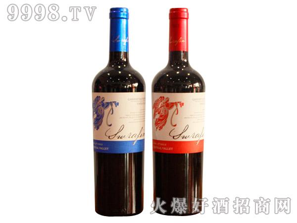 智利进口葡萄酒750ml