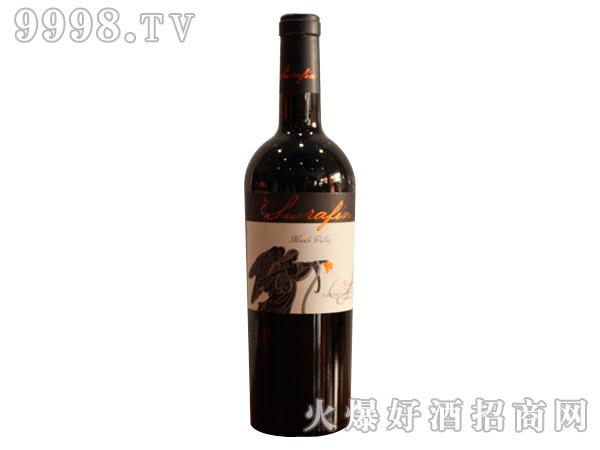 智利进口干红葡萄酒750ml(黑标)