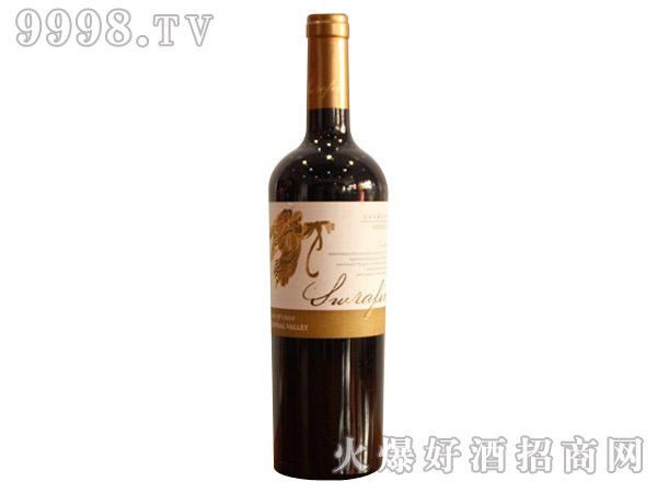 智利进口干红葡萄酒750ml