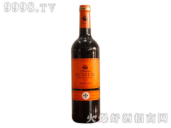 龙船洛德城堡干红葡萄酒750ml