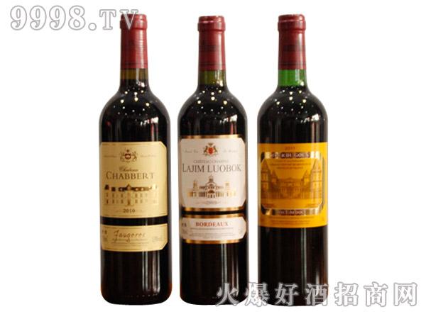 拉金罗博克干红葡萄酒系列750ml