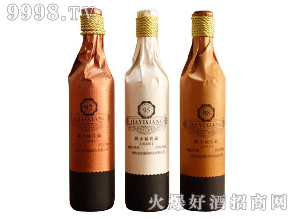 嘉隆橡木桶窖藏珍藏版干红葡萄酒系列750ml