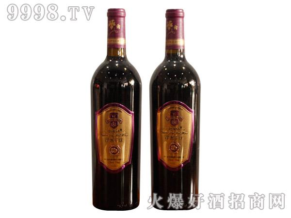 嘉隆金色嘉邑香洋葱干红葡萄酒750ml