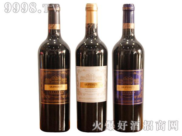 嘉隆赤霞珠干红葡萄酒系列750ml