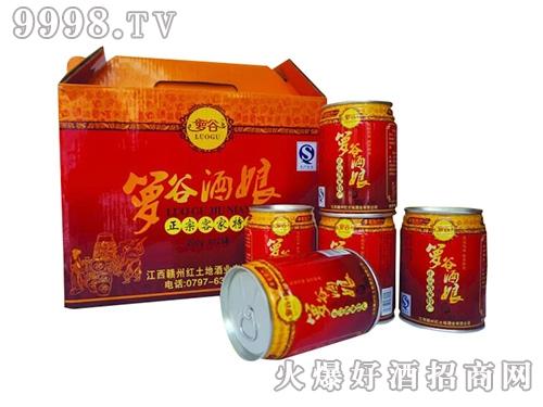 箩谷酒酿酒礼盒装