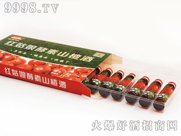 红姑娘酵素山楂酒