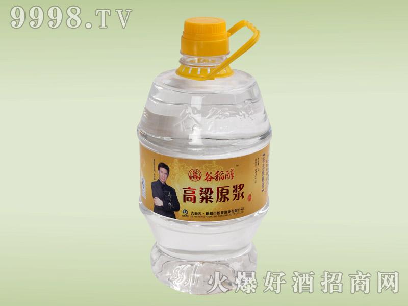 松北谷稻醇高粱原浆酒2L