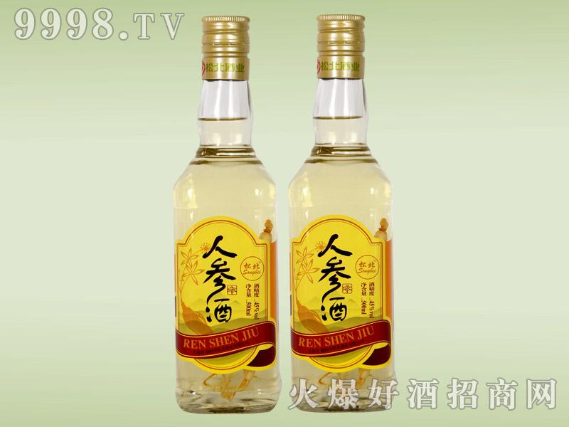 松北人参酒500ml