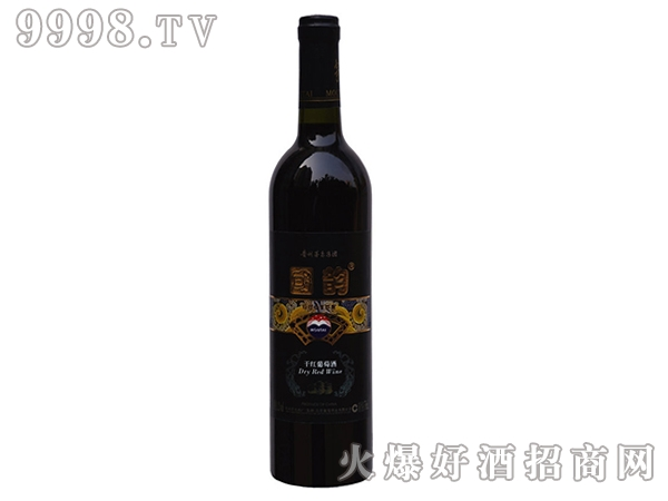 750ML国韵干红葡萄酒