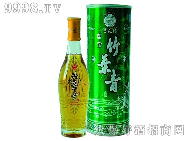 38°国宝圆筒竹叶青酒