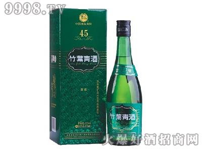 45°牧童盒竹叶青酒