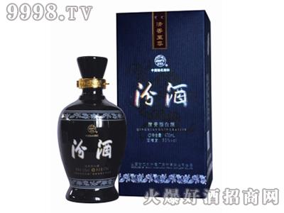 53°蓝瓷瓶汾酒