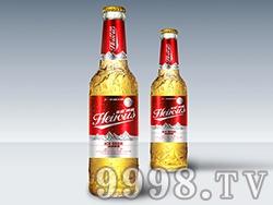 英豪啤酒500ml冰爽 红标