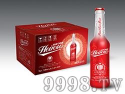 英豪啤酒330ml红瓶