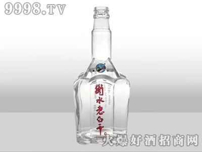 醴陵高白玻璃瓶衡水老白干ZH-094 500ml