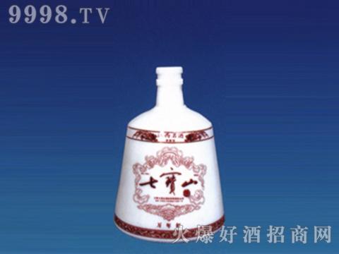 永和乳白酒瓶RB-200七宝山酒
