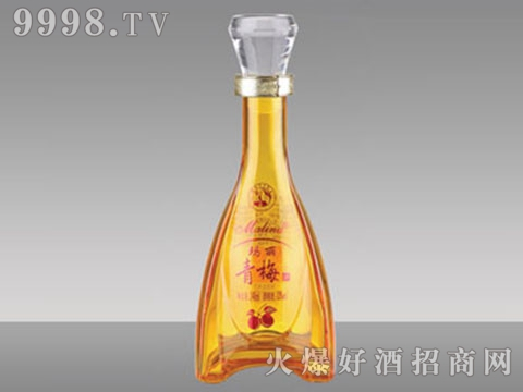 和平玻璃瓶JB-247青梅酒250-500ml