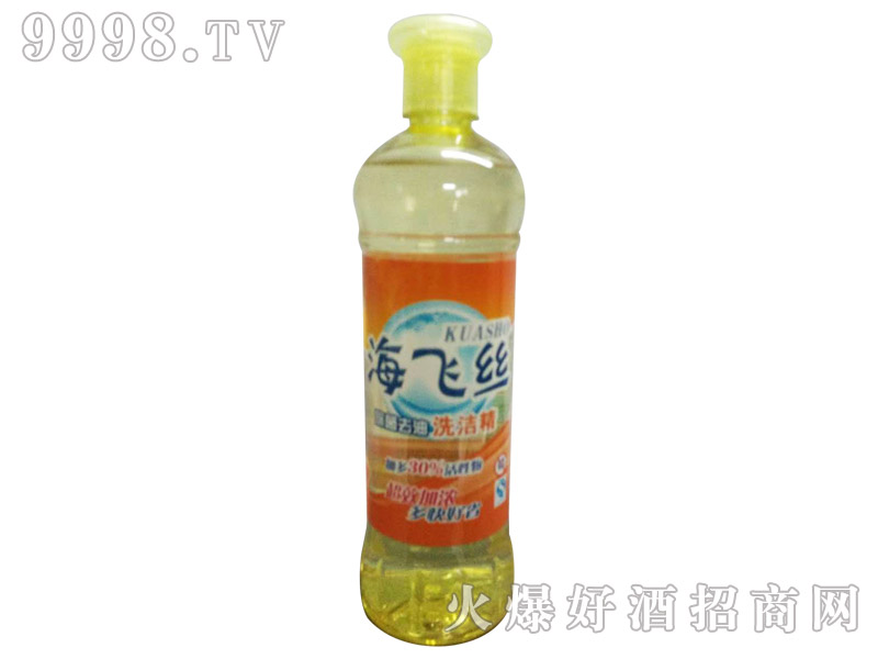 海飞丝柠檬去油洗洁精500g×30瓶