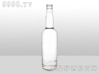 郓城龙腾包装精白玻璃瓶-762光瓶酒-770ml