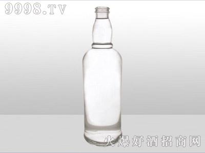 郓城龙腾包装精白玻璃瓶-762光瓶酒-750ml