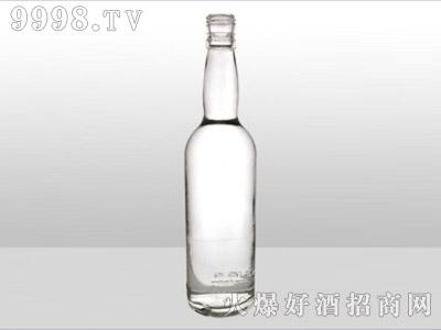 郓城龙腾包装精白玻璃瓶-762光瓶酒-600ml