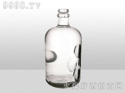 郓城龙腾包装精白玻璃瓶-702精品-500ml