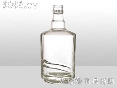 郓城龙腾包装精白玻璃瓶-657头曲-500ml