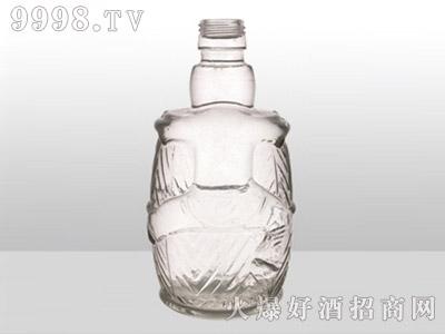 郓城龙腾包装精白玻璃瓶-648陈藏-500ml