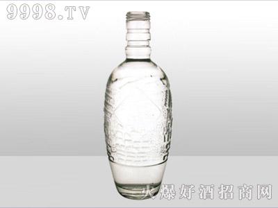 郓城龙腾包装精白玻璃瓶-636精酿-500ml