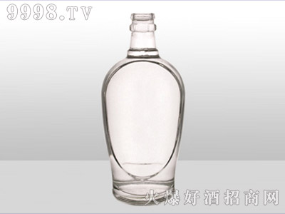 郓城龙腾包装精白玻璃瓶-640精酿酒-500ml