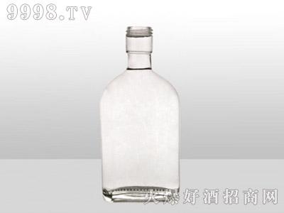郓城龙腾包装精白玻璃瓶-617简装白瓶-500ml