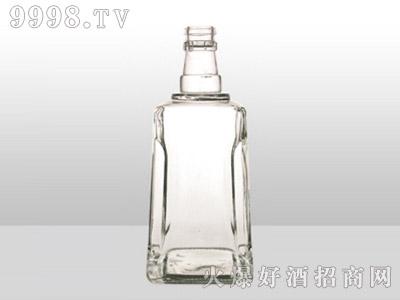 郓城龙腾包装精白玻璃瓶-607富贵酒-500ml