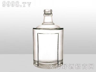 郓城龙腾包装精白玻璃瓶-601商务用酒-500ml