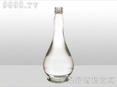 郓城龙腾包装精白玻璃瓶-591陈曲-500ml