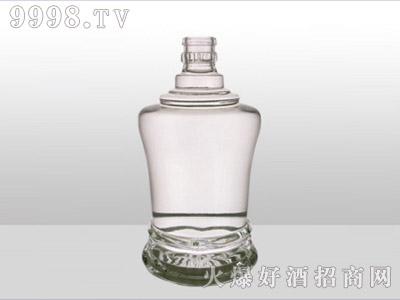 郓城龙腾包装精白玻璃瓶-589定制-500ml