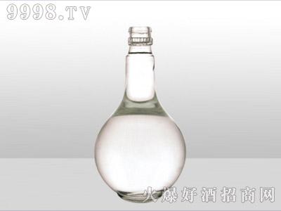 郓城龙腾包装精白玻璃瓶-588珍藏-500ml