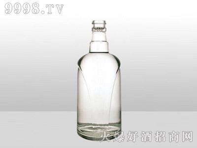 郓城龙腾包装精白玻璃瓶-568精品-500ml