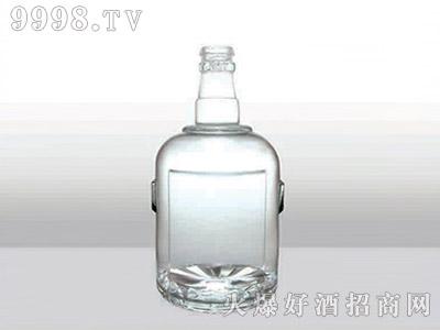 郓城龙腾包装精白玻璃瓶-566二锅头-500ml