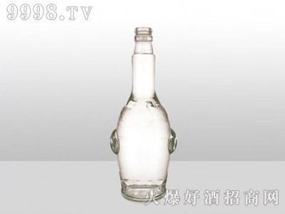 郓城龙腾包装精白玻璃瓶-575尊品-500ml