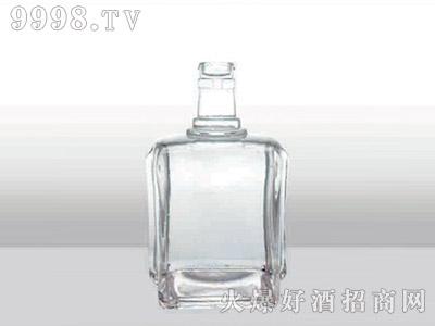 郓城龙腾包装精白玻璃瓶-565纯谷酒-500ml