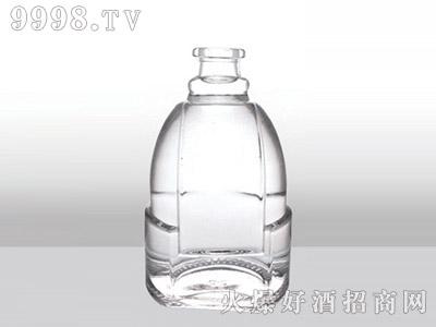郓城龙腾包装精白玻璃瓶-546高粱酒-500ml