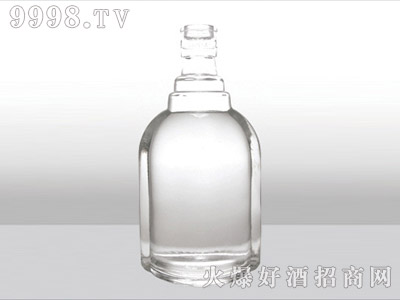 郓城龙腾包装精白玻璃瓶-543老窖酒-500ml