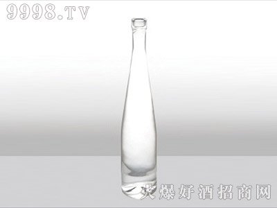 郓城龙腾包装精白玻璃瓶-536小长瓶-250ml