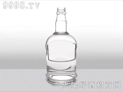 郓城龙腾包装精白玻璃瓶-540头曲-500ml