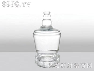 郓城龙腾包装精白玻璃瓶-527清香酒-250ml