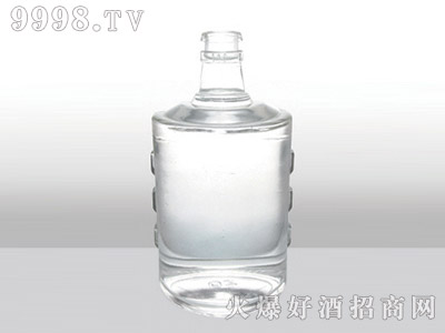 郓城龙腾包装精白玻璃瓶-526浓香白酒-500ml