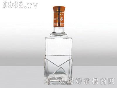 郓城龙腾包装精白玻璃瓶-525百年窖藏-500ml