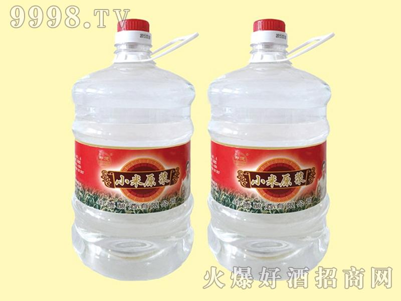 小米原浆酒桶装4L