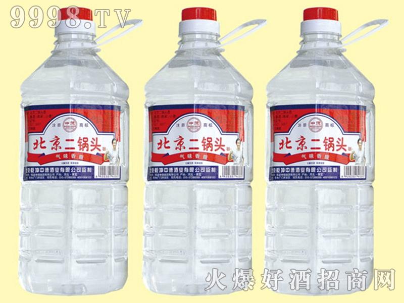 北京二锅头酒桶装3L