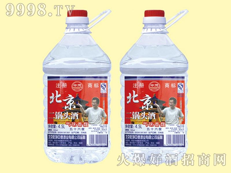 北京二锅头酒桶装4.5L